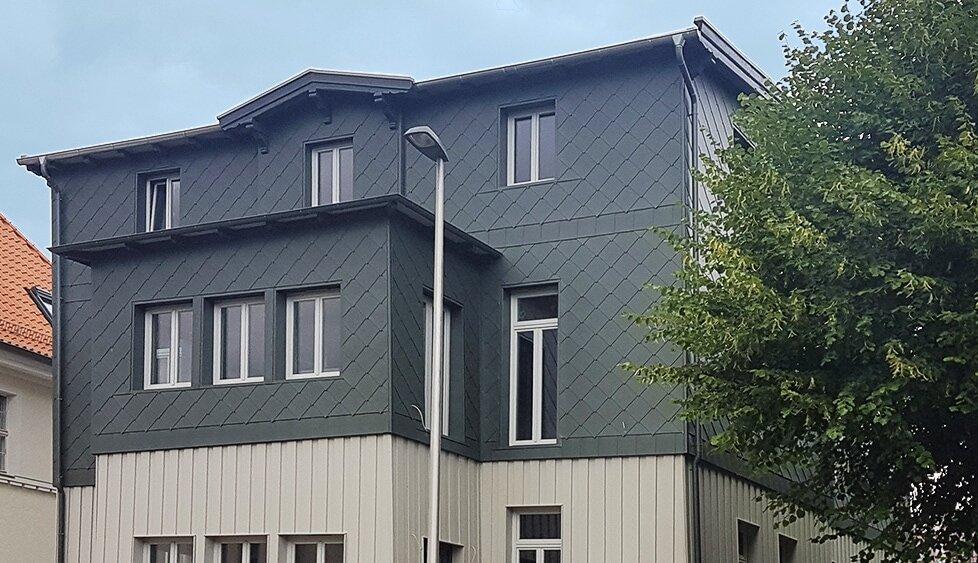 ArgillaTherm, Referenz, Architektenhaus, Kühlen, Heizen, Natur-Klimadecke, Hochleistungs-Lehmmodule